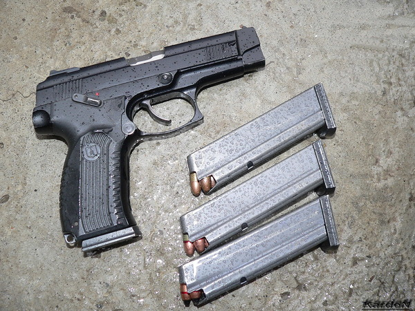 пистолет Ярыгина ПЯ фото-43