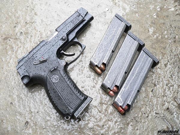 пистолет Ярыгина ПЯ фото 44