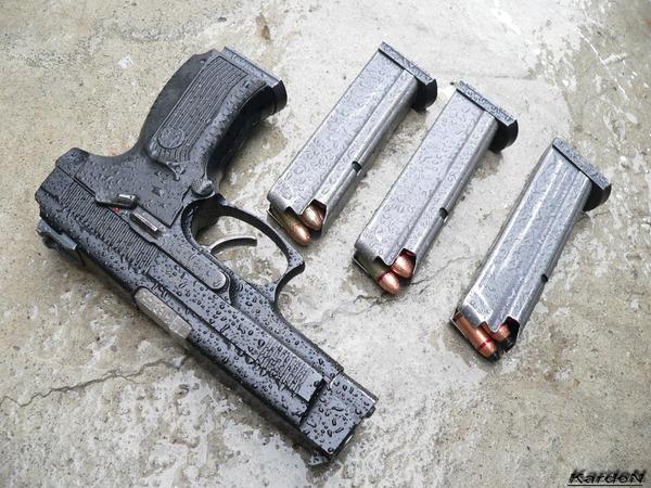 пистолет Ярыгина ПЯ фото 46