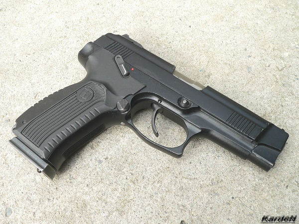пистолет Ярыгина ПЯ фото 50