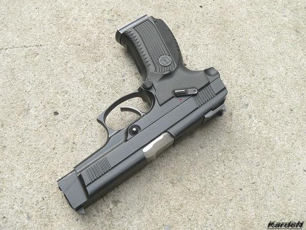 пистолет Ярыгина ПЯ фото 51