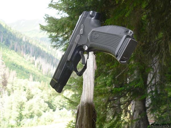 пистолет Ярыгина ПЯ фото 56