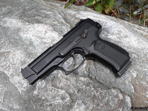 пистолет Ярыгина ПЯ фото 59