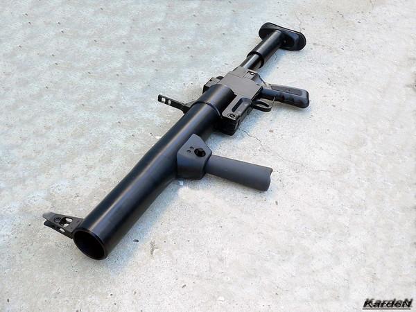 Ручной гранатомет специальный - РГС-50М фото 5