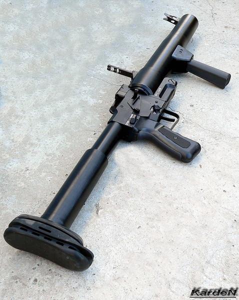 Ручной гранатомет специальный - РГС-50М фото 7