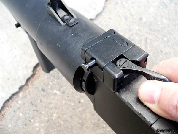Ручной гранатомет специальный - РГС-50М фото 13