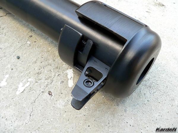 Ручной гранатомет специальный - РГС-50М фото 19