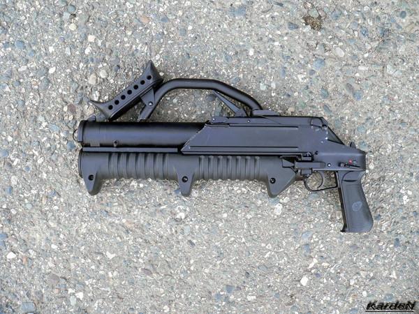 Гранатомет магазинный - ГМ-94 фото 1