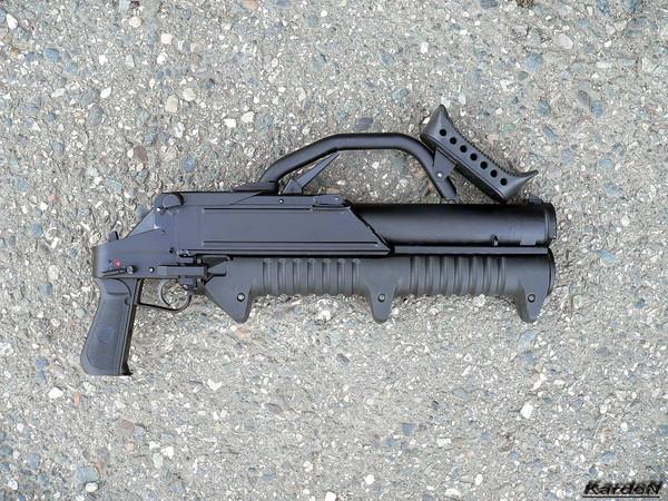 Гранатомет магазинный - ГМ-94 фото 2