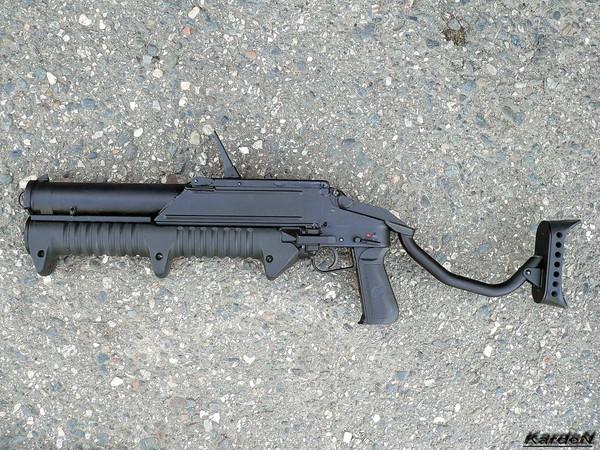 Гранатомет магазинный ГМ-94