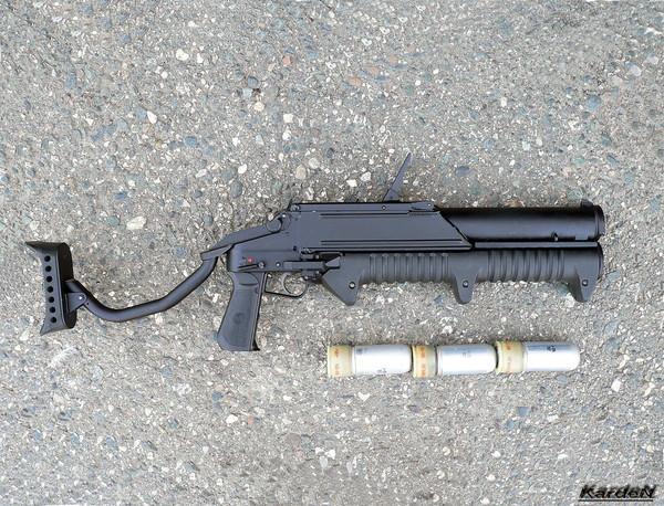 Гранатомет магазинный - ГМ-94 фото 7