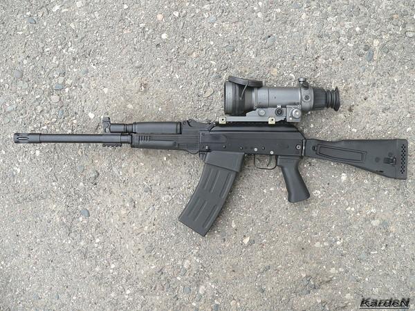 18,5-мм гладкоствольный карабин специальный «Сайга-12 Исп. 030» (18,5 КС-К)