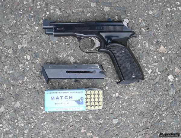 пистолет Марго
