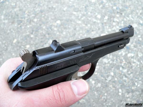 пистолет Марго фото 5
