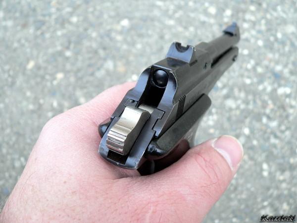 пистолет Марго фото 6