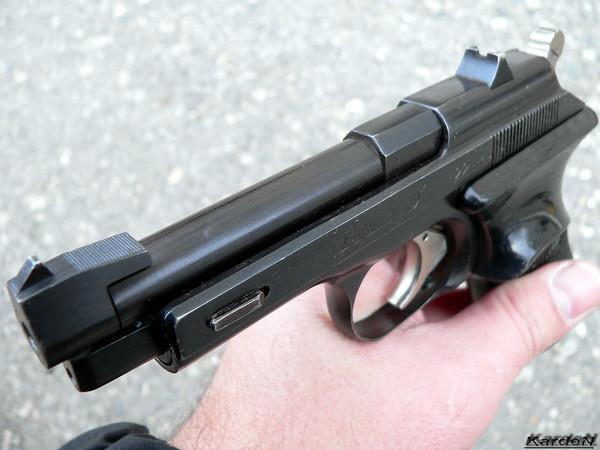 пистолет Марго фото 8