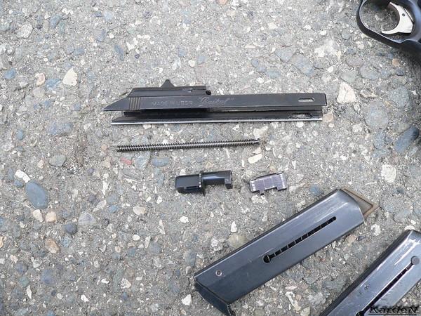 пистолет Марго фото 12