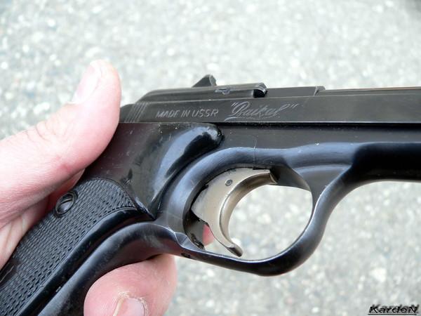 пистолет Марго фото 15