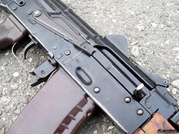автомат Калашникова укороченный АКС-74У фото 20