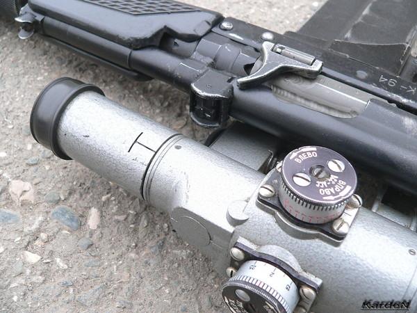 VSK-94 sniper rifle, photo 12