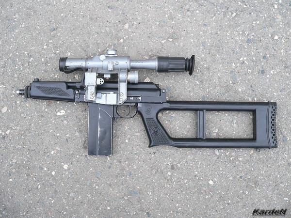 Винтовочный снайперский комплекс ВСК-94 фото-13