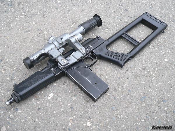 Винтовочный снайперский комплекс ВСК-94 фото-15