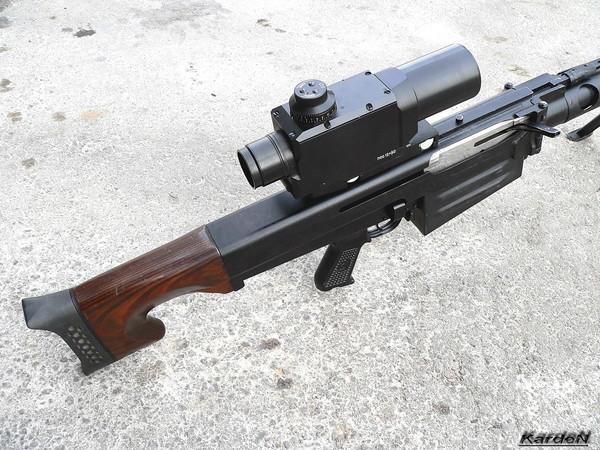 Крупнокалиберная снайперская винтовка ОСВ-96 фото 2