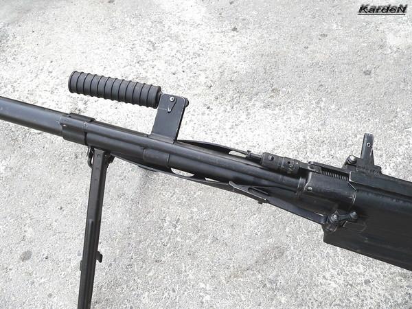 Крупнокалиберная снайперская винтовка ОСВ-96 фото 4