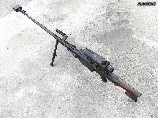Крупнокалиберная снайперская винтовка ОСВ-96 фото 9