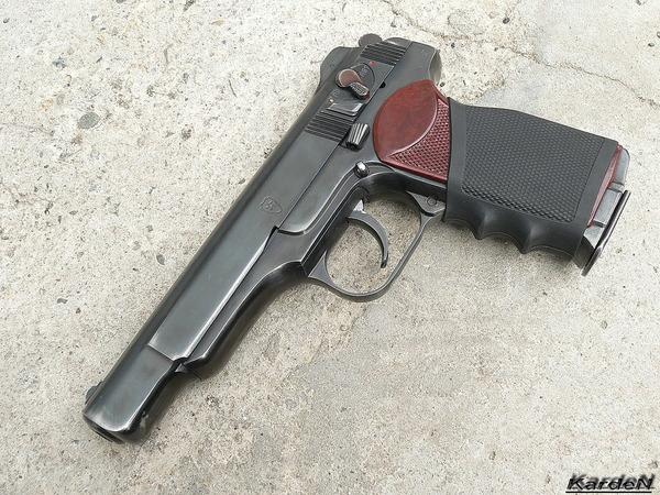 автоматический пистолет Стечкина - АПС фото-2