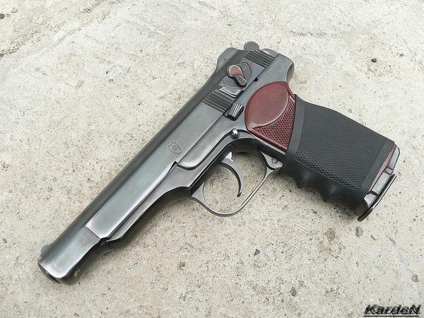 автоматический пистолет Стечкина - АПС фото-4