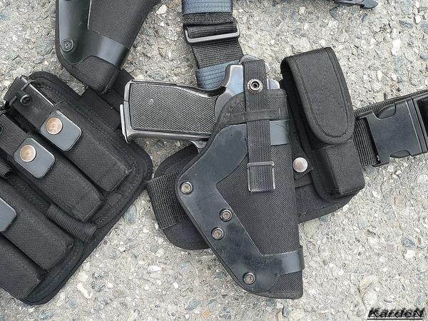 автоматический пистолет Стечкина - АПС фото-6