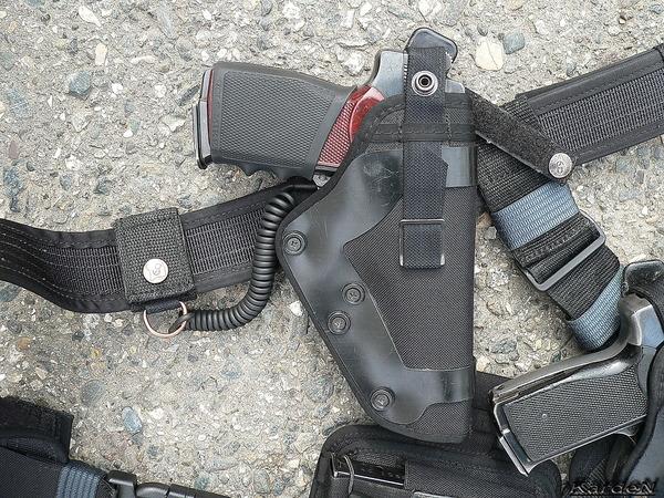 автоматический пистолет Стечкина - АПС фото-8