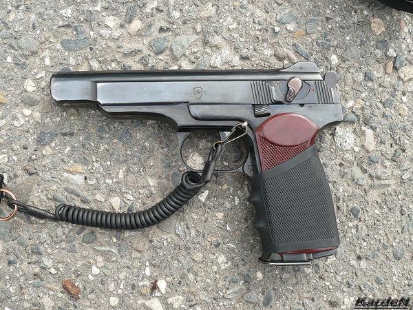 APS Stechkin automatic pistol, photo 2