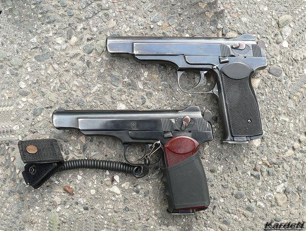 автоматический пистолет Стечкина - АПС фото 10