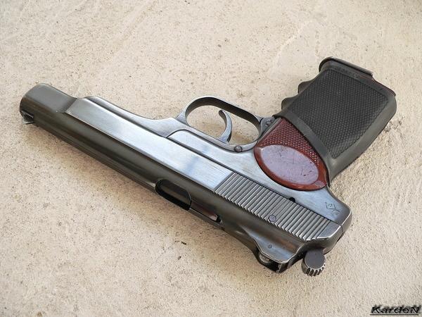 автоматический пистолет Стечкина - АПС фото 18