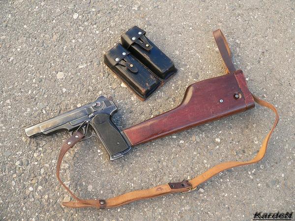 автоматический пистолет Стечкина - АПС фото 26