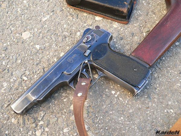 автоматический пистолет Стечкина - АПС фото 27