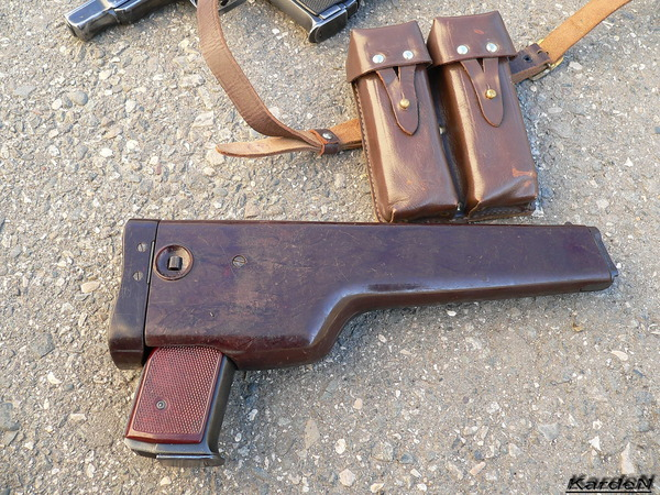 APS Stechkin automatic pistol, photo 8