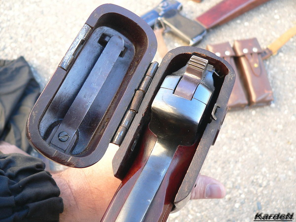 автоматический пистолет Стечкина - АПС фото 30