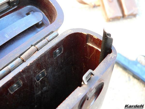 автоматический пистолет Стечкина - АПС фото 31
