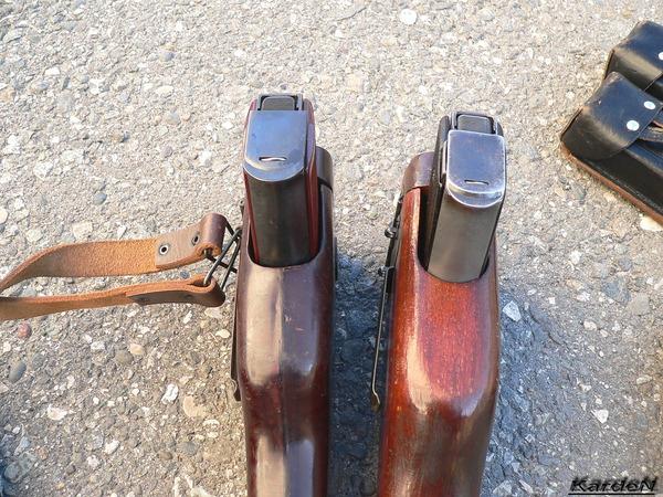 автоматический пистолет Стечкина - АПС фото 33