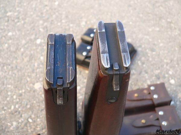 автоматический пистолет Стечкина - АПС фото 35