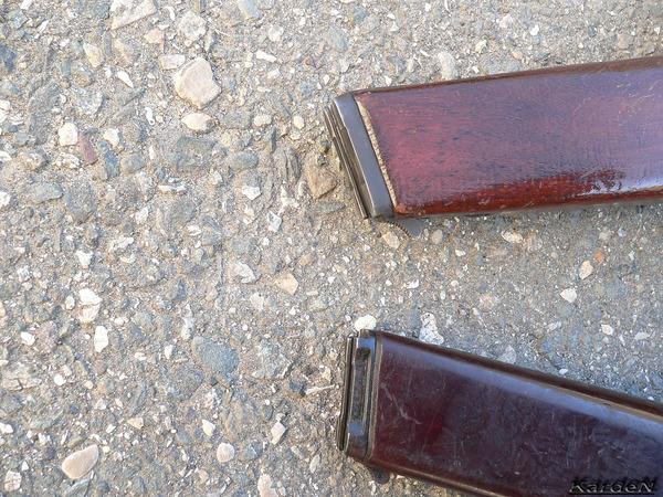 автоматический пистолет Стечкина - АПС фото 37