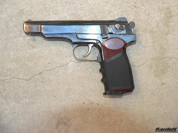 автоматический пистолет Стечкина - АПС фото 38