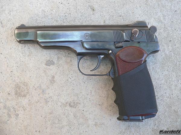 пистолет - АПС