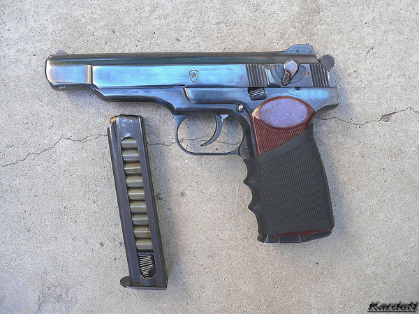 автоматический пистолет Стечкина - АПС фото 41