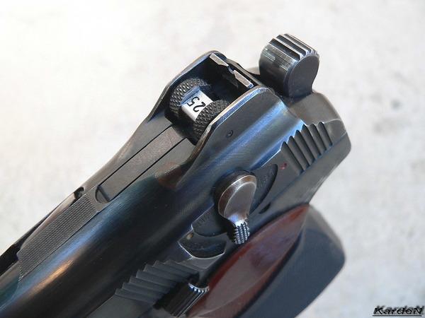 автоматический пистолет Стечкина - АПС фото 43