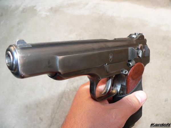 автоматический пистолет Стечкина - АПС фото 44
