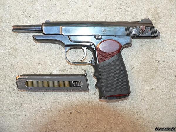 автоматический пистолет Стечкина - АПС фото 47
